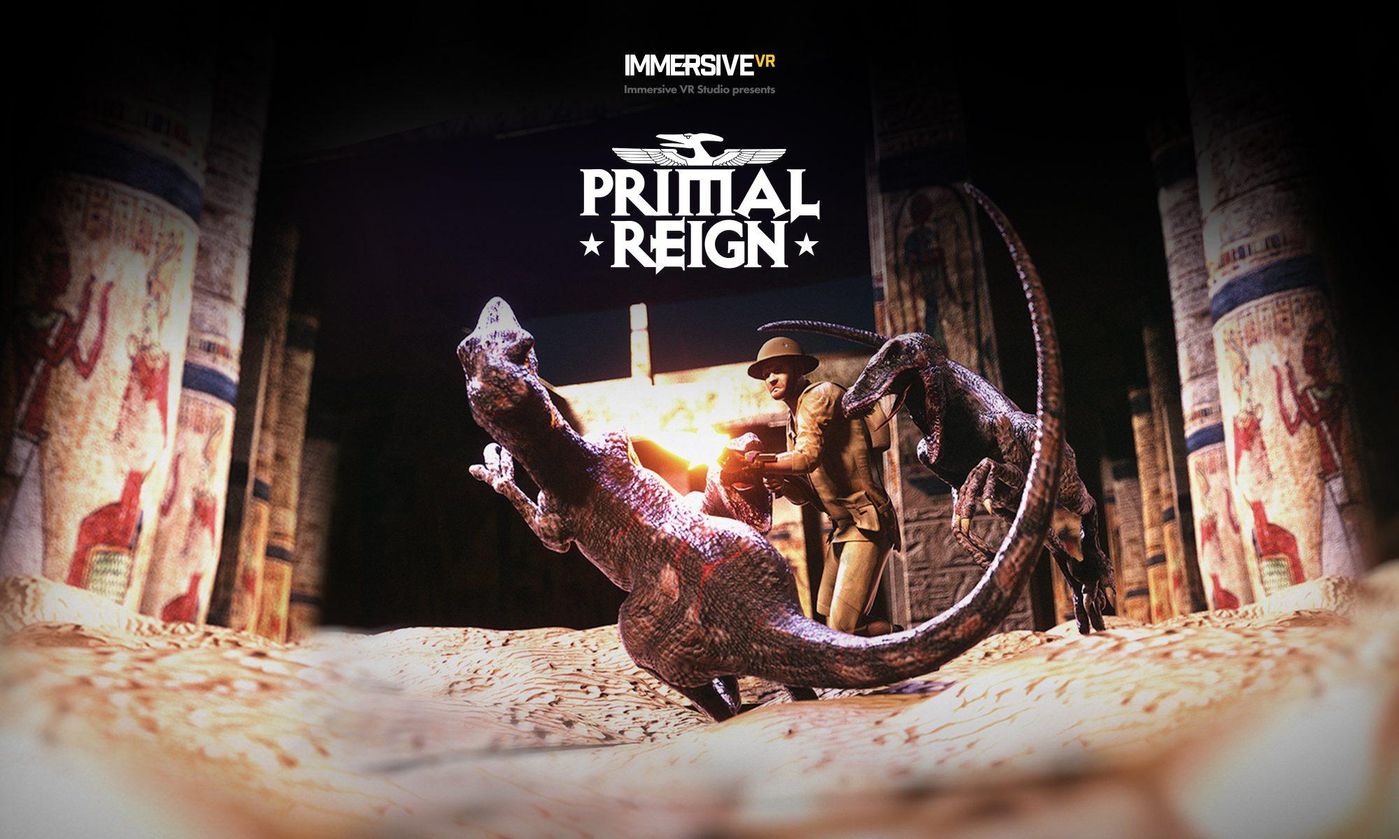 Primal Reign VR